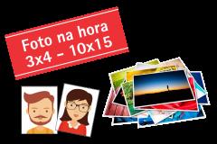 Fotografia 3x4 e 10x15